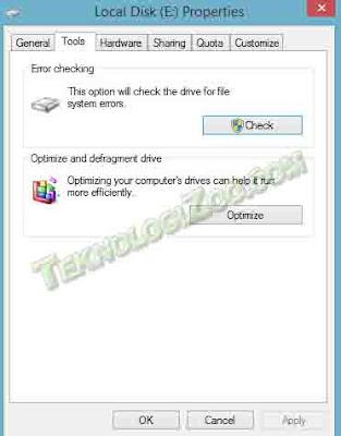 Software Untuk Perbaiki Hardisk