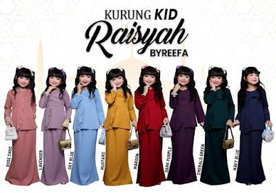 KURUNG RAISYAH ANAK