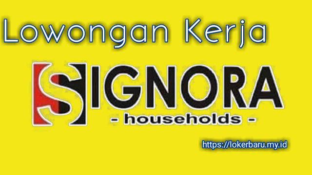 Lowongan Kerja Signora Households Surabaya