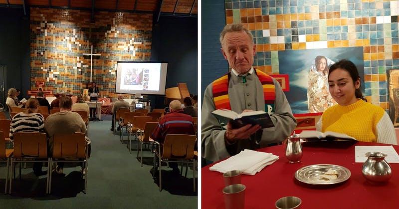 First Presbyterian Church of Forest Hills: 2018