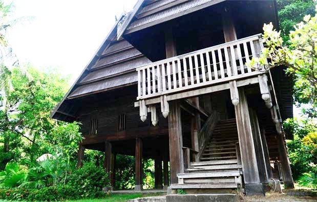 Rumah Boyang, Rumah Adat Suku Mandar Sulawesi Barat