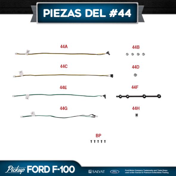 Entrega 44 Ford F-100