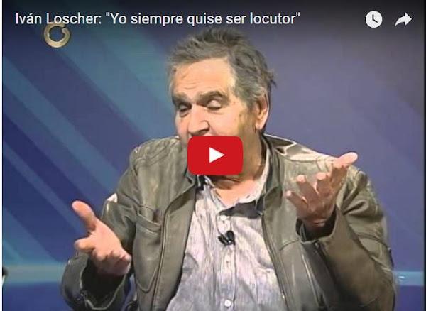 Murió Iván Loscher - Luto activo en el mundo artístico y radial