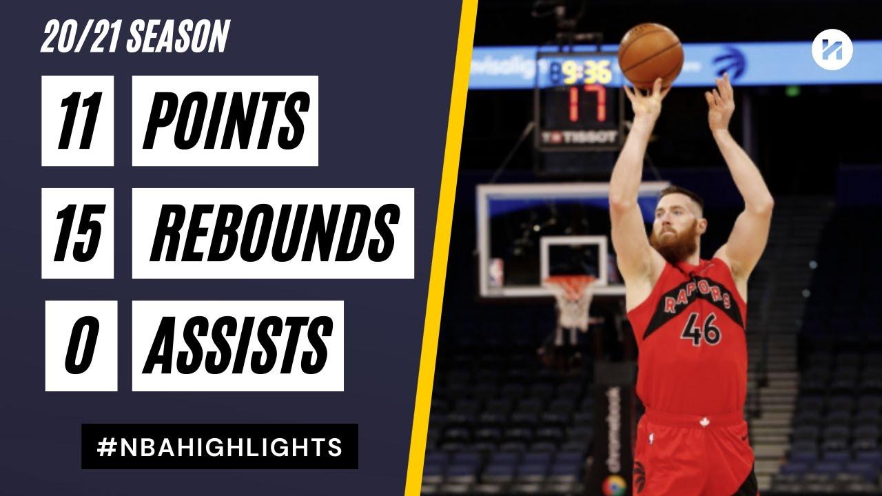 Aron Baynes 11pts 15reb 2blk vs ATL | March 11, 2021 | 2020-21 NBA Season