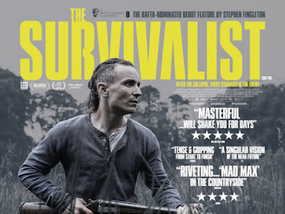 The Survivalist Banner Poster