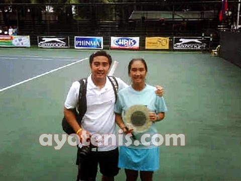 Biografi Aldila Sutjiadi - Srikandi Tenis Indonesia (Bagian Keempat)