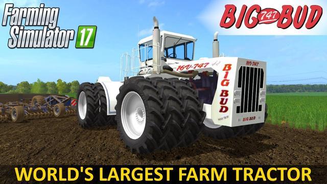 FARMING SIMULATOR 17 BIG BUD-RELOADED