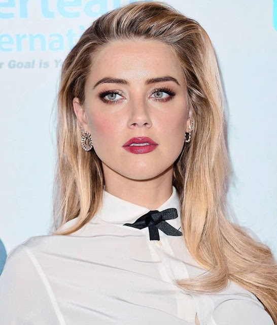 Hollywood Actress Amber Heard Photos
