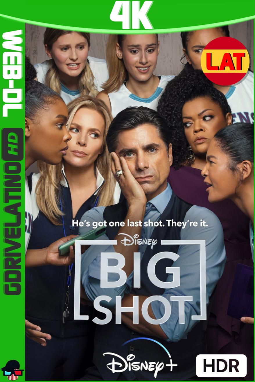 Big Shot (2021) DSNY+ Temporada 01 [03/07] WEB-DL 4K HDR Latino-Ingles MKV