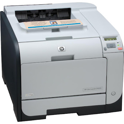 HP LaserJet CP2025dn Printer Driver Download