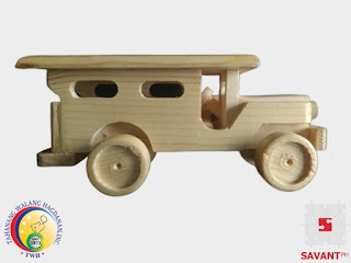 Wooden Jeepney Handicraft Philippines