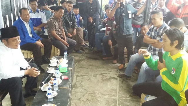 Kongkow Bareng HD-MY Bersama Pemuda Dari Berbagai Komunitas Yang ada di Pagaralam