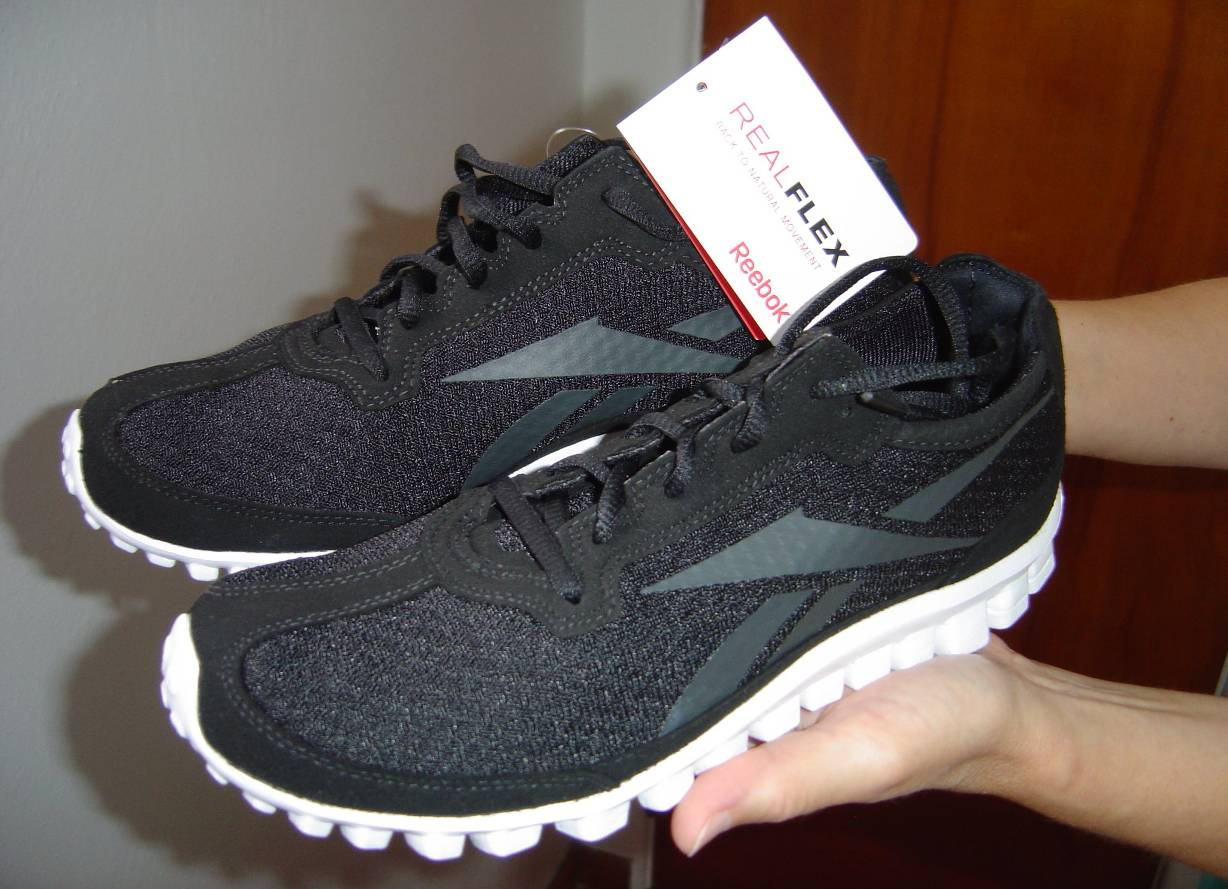 Reebok RealFlex Running Shoes