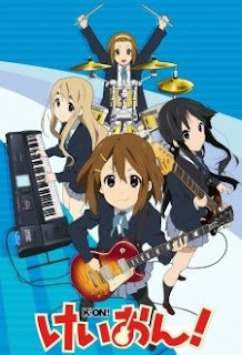Download K-ON! Episode 8 Subtitle Indonesia