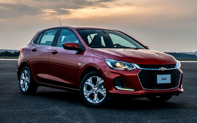 Novo Chevrolet Onix 2020: fotos, preços e detalhes