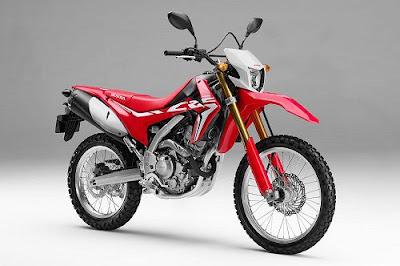 Daftar Harga Honda CRF250L