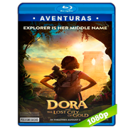 Dora y la ciudad perdida (2019) Full HD 1080p Audio Dual Latino-Ingles