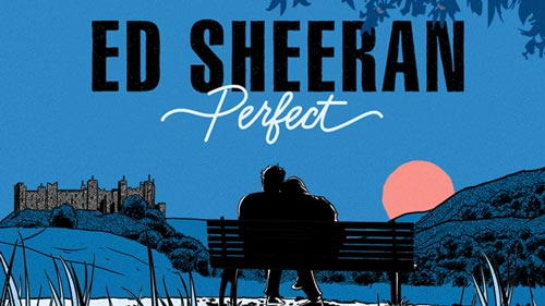 Perfect Chords- Ed Sheeran
