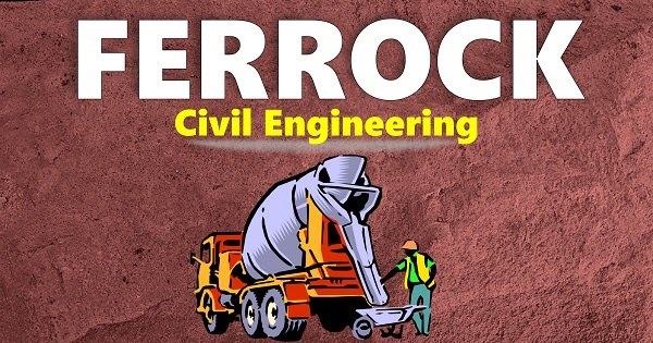 ferrock green concrete civil engineering