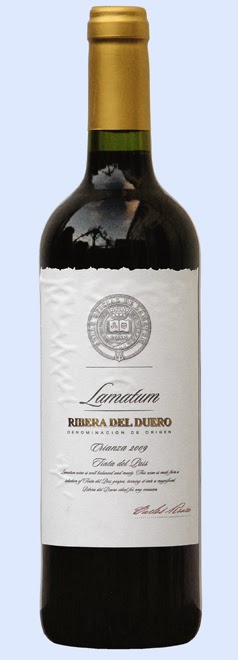 Wijn Blog Lamatum Do Ribera Del Duero Crianza 2009