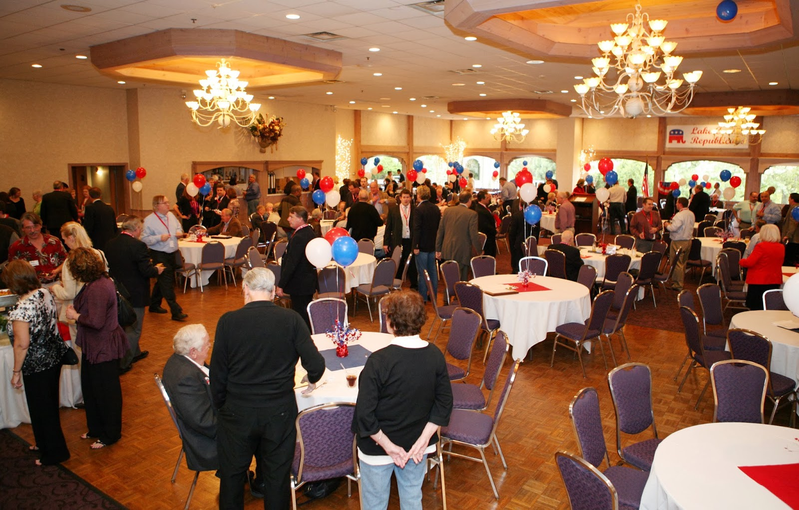 Turn Out At The Lake County Republican Central Committee Convention Midlane Country Club In Gurnee Mark Ukena Sun Times Media