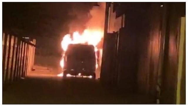 Jenglot dan Bambu Kuning Ditemukan dalam Tas Pembakar Mobil Via Vallen