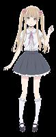 คาโมเมบาตะ  โนริโกะ (Kamomebata Noriko) @ Scum's Wish: Kuzu no Honkai