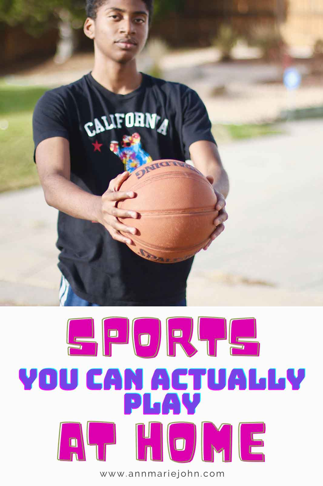 Sports You Can Actually Play at Home