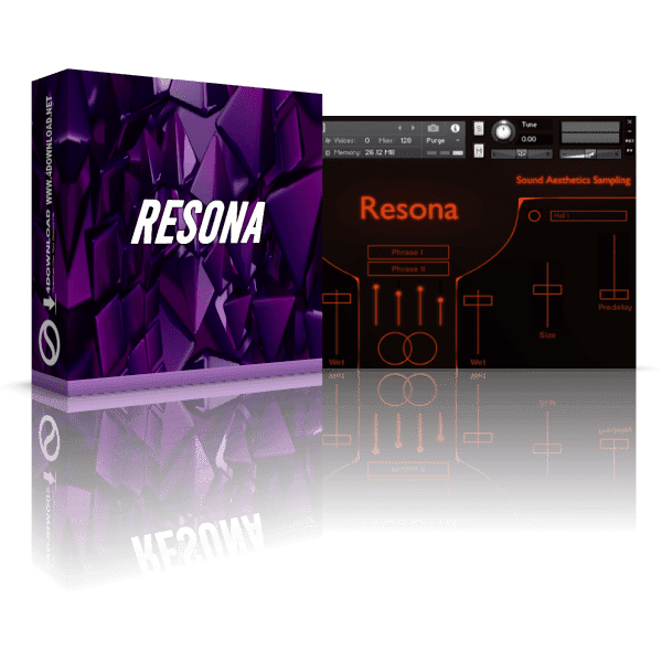Sound Aesthetics Sampling Resona v1.0 KONTAKT Library
