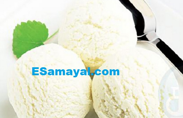 சோயா – ஸ்ட்ராபெரி ஐஸ்க்ரீம் செய்முறை   Soya - Strawberry Ice Cream Recipe !