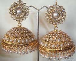 So Without Further Ado Get Yourself A Pair Of These Indian Earrings And Spread The Festivity