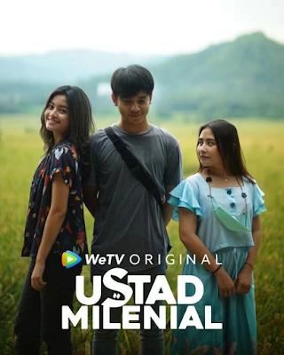Film Webseries Ustad Millenial - Prilly naksir ustad