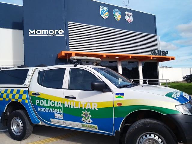 Jovem acusado de furtar mais de mil reais é preso após tentar fugir