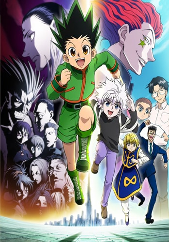 Hunter x Hunter (2011) 148/148 [BD - SD] [1080P] [MEGA]