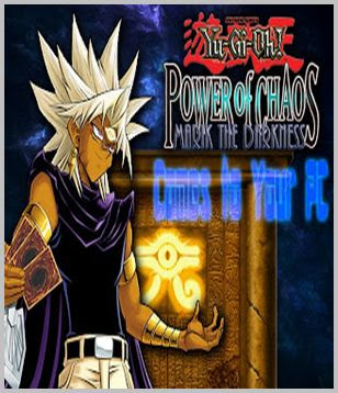 yu gi oh power of chaos marik the darkness