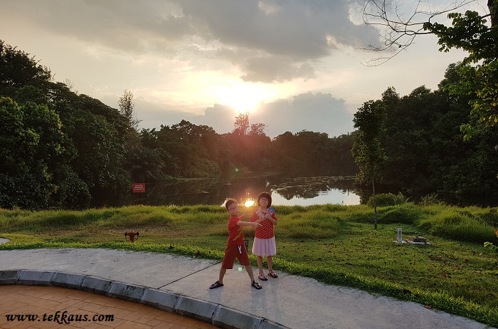 Visiting Taman Botani Perak In Taiping Photos