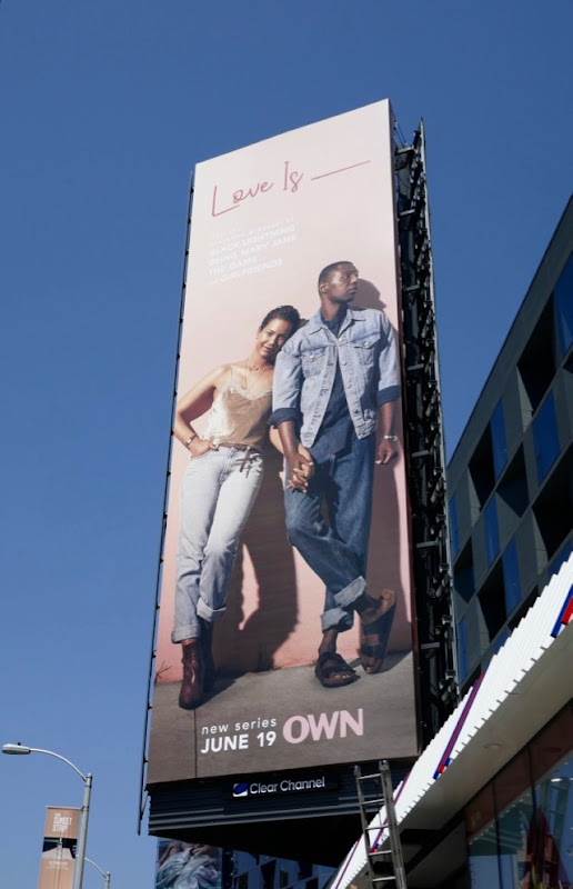 Love Is season 1 billboard