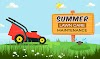 Summer Lawn Care Maintenance #infographic