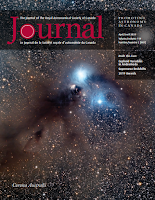 cover of the Apr 2020 Journal of the RASC
