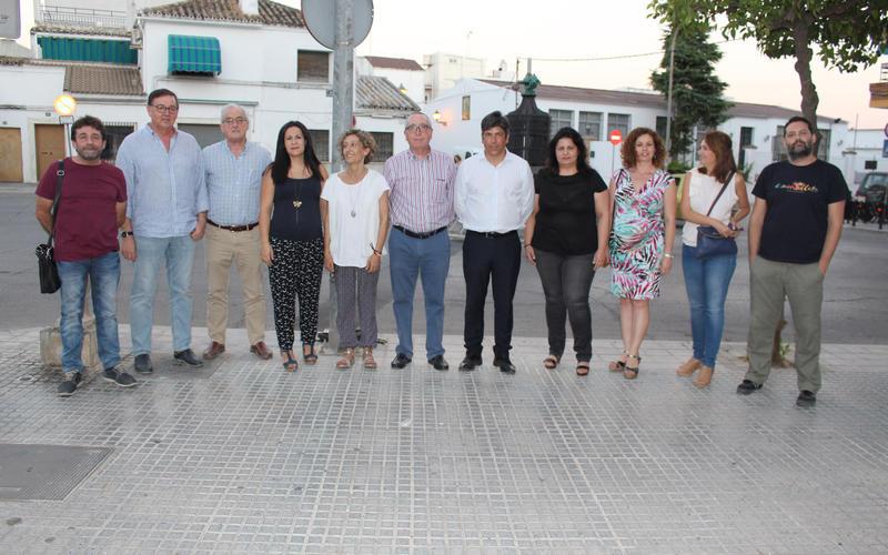 PASIÓN POR MVNDA: Inaugurada la glorieta de la Avenida de María ...