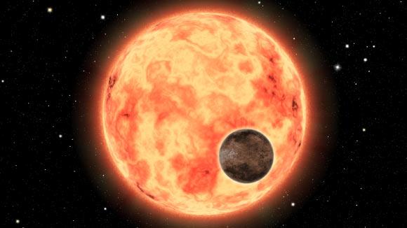 Astronomia E Universo Hd 26965b Super Terra Localizada A