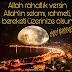Dini İyi Geceler Mesajı