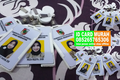 TEMPAT BIKIN ID CARD