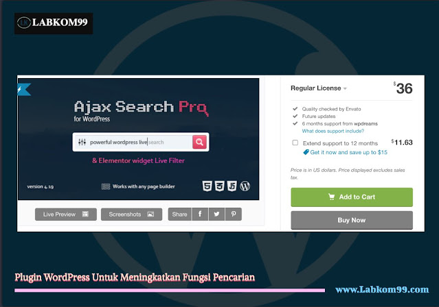 Plugin WordPress Untuk Meningkatkan Fungsi Pencarian