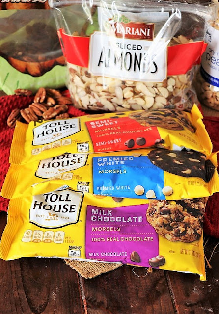 Crock Pot Candy Ingredients Image