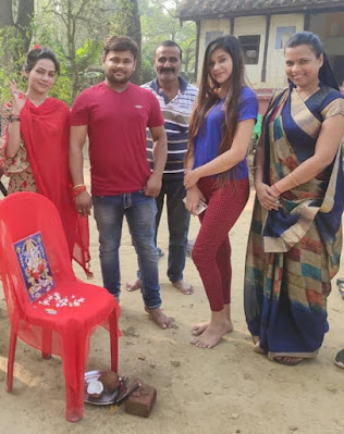Balam Mor Rangrasiya Bhojpuri Movie