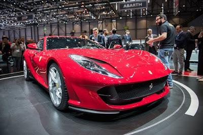 2019 Ferrari 812 Aperta Caractéristiques, Prix, Date de Sortie