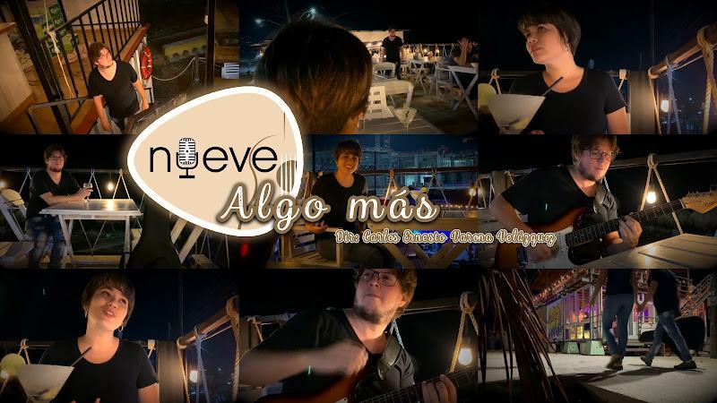 Nu9ve - ¨Algo más¨ - Videoclip - Director: Carlos Ernesto Varona Velázquez. Portal Del Vídeo Clip Cubano