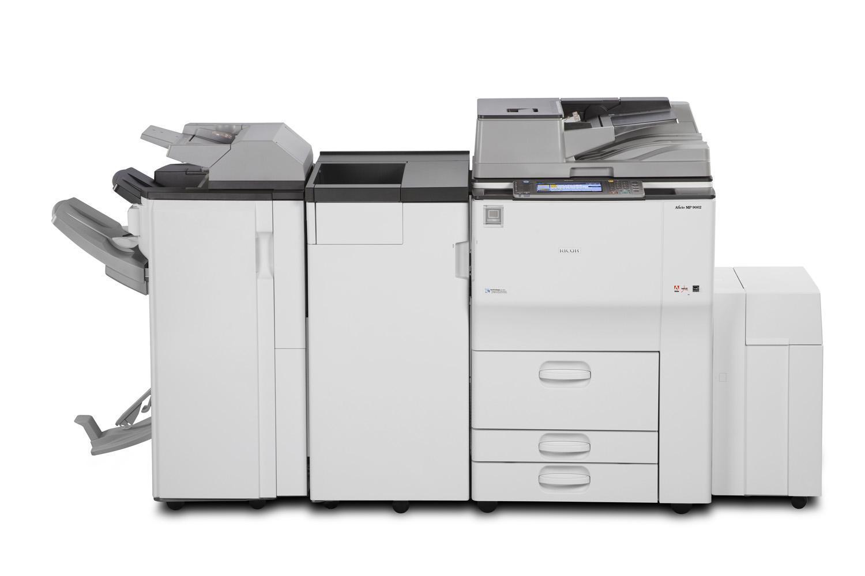 Ricoh Aficio MP 7502 Printer Driver Download - Driver