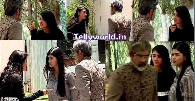 "Yeh Rishta Kya Kehlata hai Episode Spoiler ""Naira Bursts Her Anger on Puru Mama Ela Fights with Naira "" 12th April 2019 Video and Written Update."